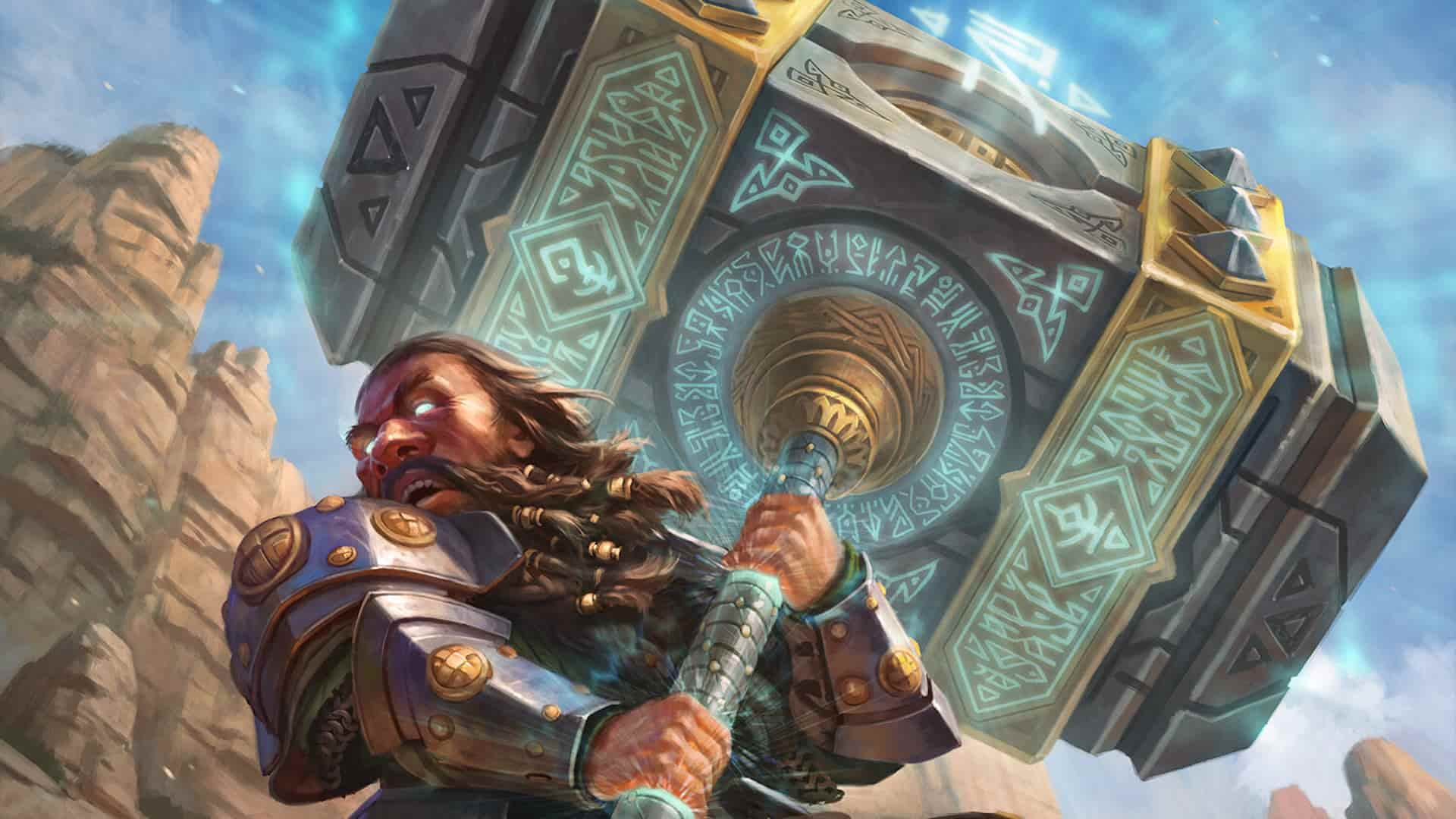 Deck Tech and Gameplay: Lurrus Hammer Time