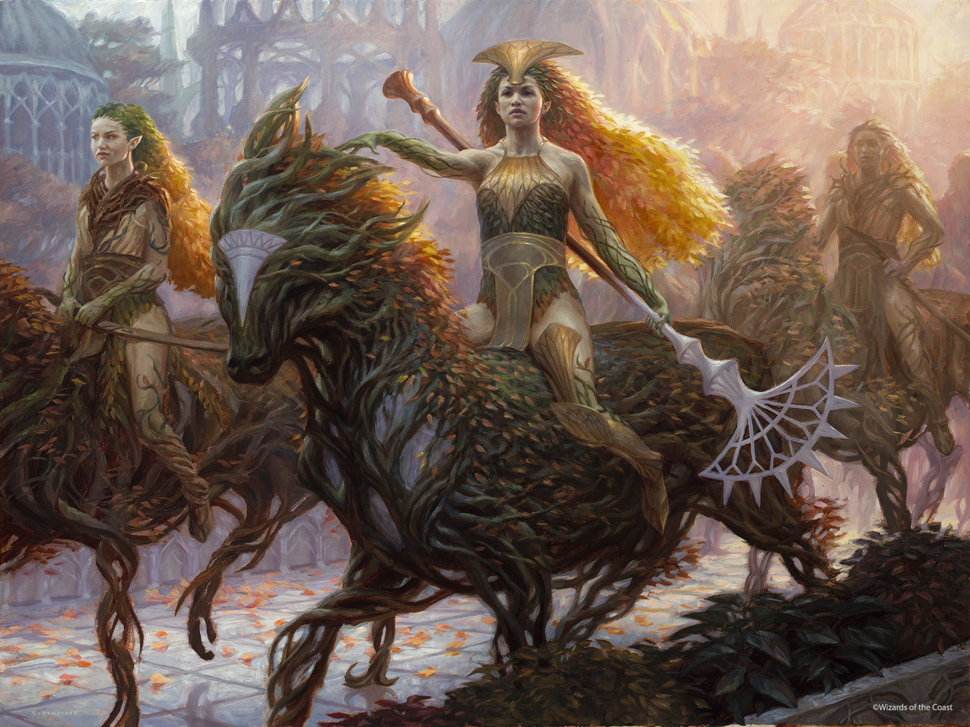 It's Easy Being Green in Ravnica by Adam Yurchick - Magic