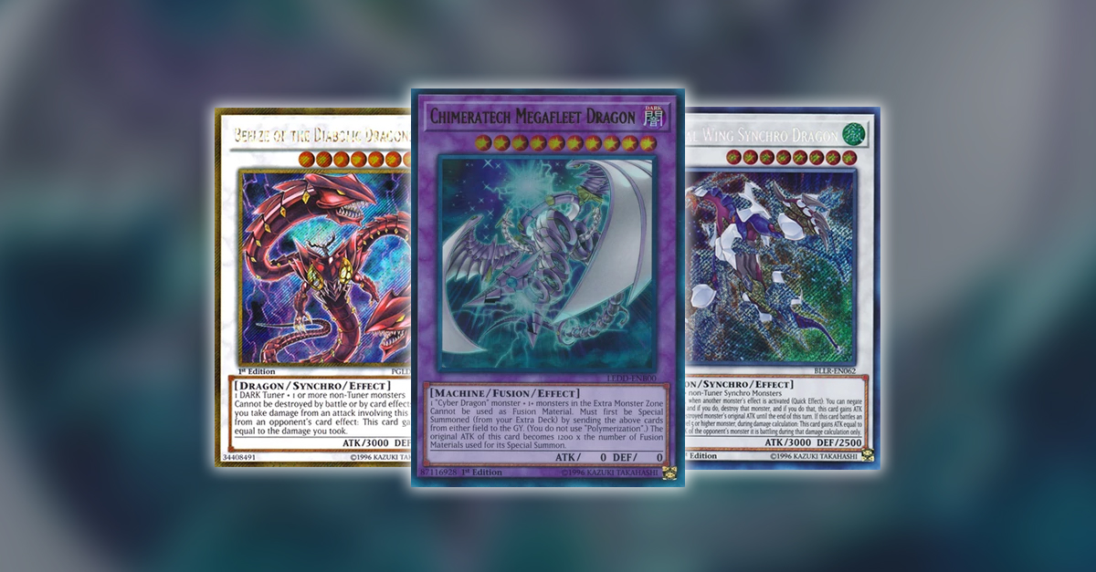 YuGiOh TCG Article - Side Deck Theory: Chimeratech Megafleet