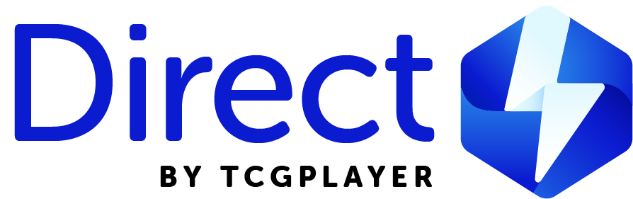 Logo for Direct by TCGplayer
